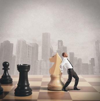 Strategy and tactics in chess